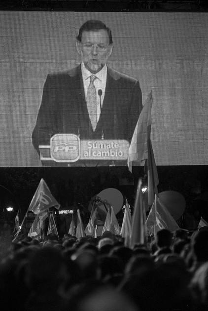 100 лет выборов в документальных фотографиях. Изображение № 185.