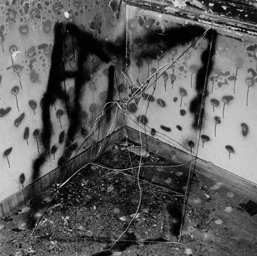 John Divola. Фотографический вандализм. Изображение № 2.