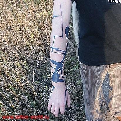 Татуировки в стиле Иннормизма. Изображение № 13.
