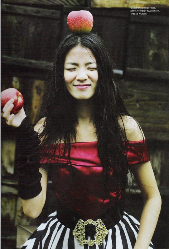 Яблочная ферма (Elle Girl Korea October 2007). Изображение № 2.