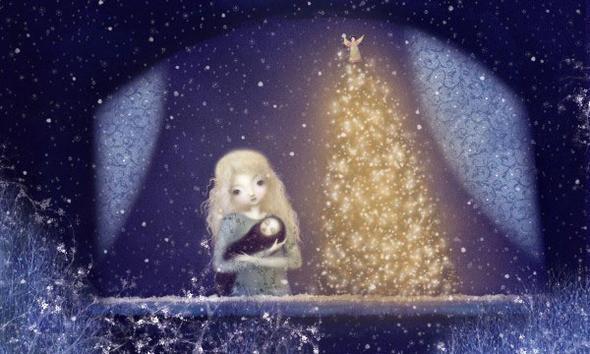 Изображение 10. Сказки на ночь от Лизы Эванс (Lisa Evans).. Изображение № 23.
