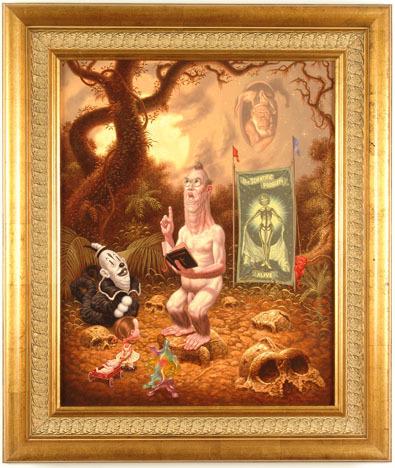 Эйсид-поп сюрреализм Тодда Шорра. Изображение № 42.