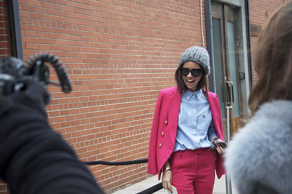 Изображение 52. Детали: New York Fashion Week.. Изображение № 33.