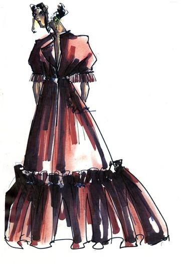 Дизайн одежды дляМишель Обамы. Изображение № 21.