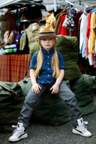 Детские луки. Подрастающее поколение модников. Изображение № 13.