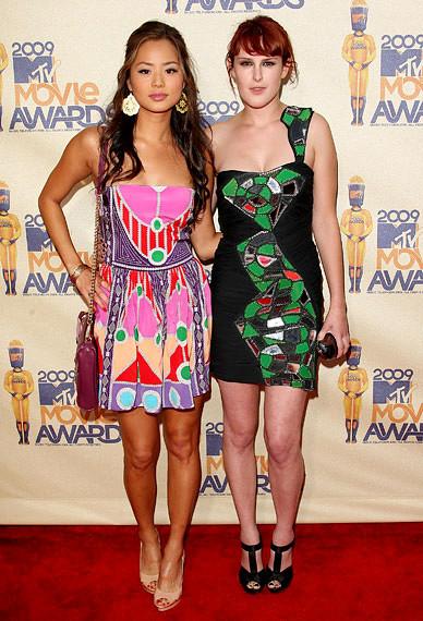 Наряды сMTV Movie Awards 2009. Изображение № 15.