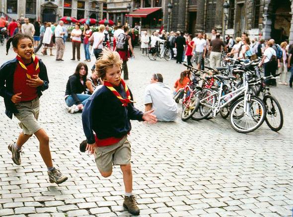 Фестиваль Pukkelpop в Бельгии: Развлечения кроме пива и шоколада. Изображение № 22.
