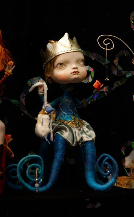 Арт-куклы неигрушки. Изображение № 4.