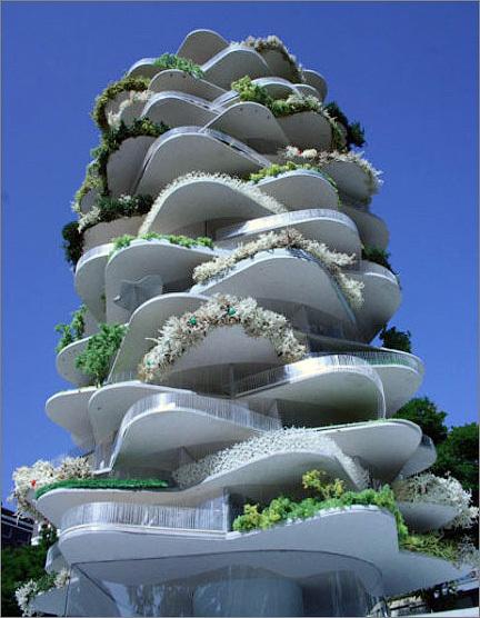 «Зеленые» небоскребы. Изображение № 1.