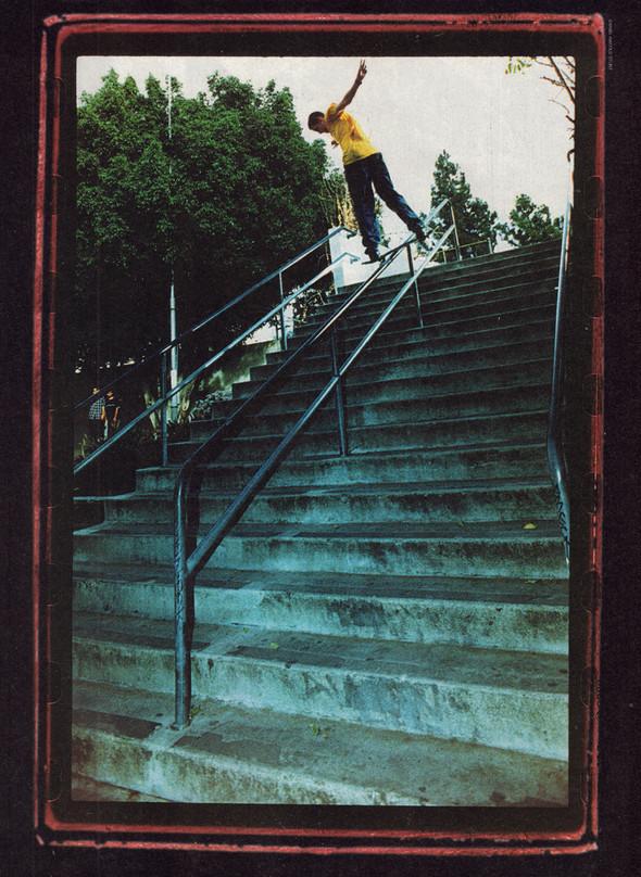 Старые добрые 80-е: скейтбординг. Изображение № 3.