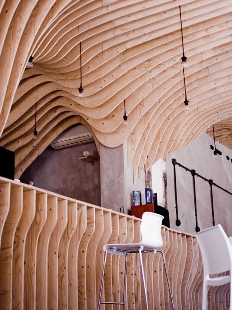 Под стойку: 15 лучших интерьеров баров в 2011 году. Изображение № 34.