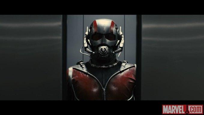Концепт-арт к фильму «Человек-муравей». Изображение № 8.