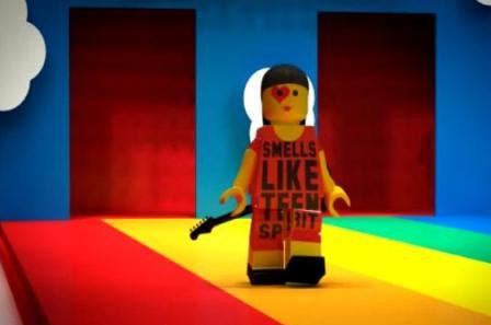 Lego Jean-Charles deCastelbajac. Изображение № 3.