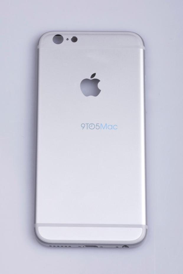 Выложены фото якобы подлинной тыльной стороны iPhone 6s. Изображение № 3.