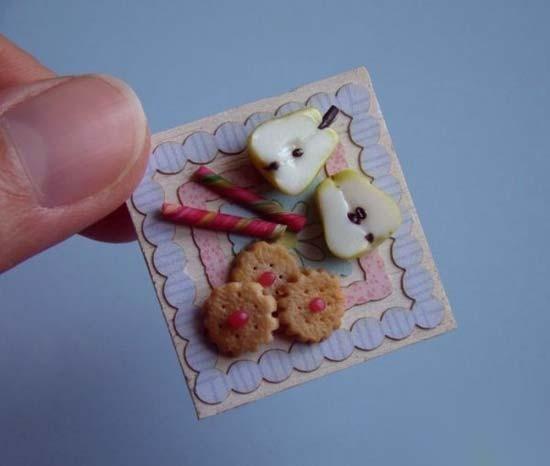 Еда в миниатюре. Изображение № 26.