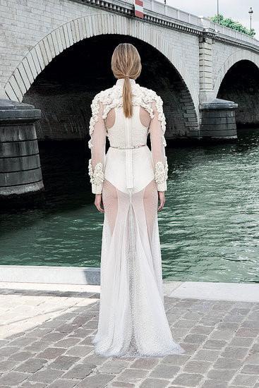 Изображение 16. Показана новая кутюрная коллекция Givenchy.. Изображение № 2.