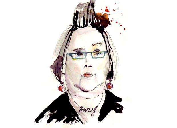 Иллюстрация cо Сьюзи Менкес. Изображение № 46.