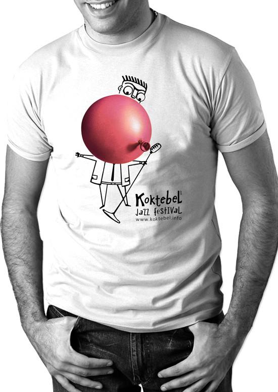 Изображение 76. Кастинг принтов для футболок SEKTA: Koktebel Jazz Fest.. Изображение № 76.