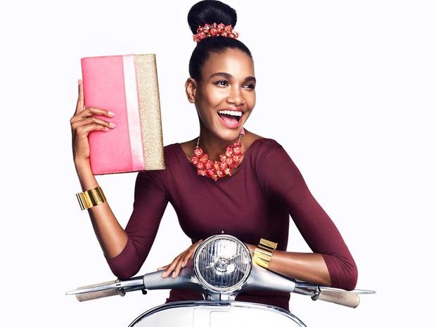 Новые кампании Gap, H&M, Missoni, Wrangler и Neiman Marcus. Изображение №6.