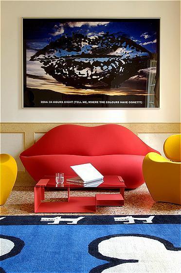 Арт-отель отАлессандро Мендини. Изображение № 14.