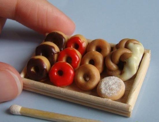 Еда в миниатюре. Изображение № 37.