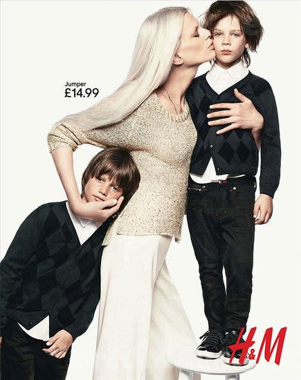 Кампания: H&M Holiday 2011. Изображение № 1.