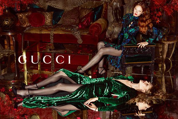 Вышли новые кампании Gucci, Eleven Paris, Forever 21, Moschino и Tomboy. Изображение № 22.