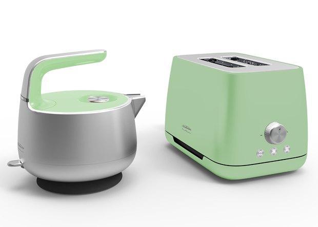 Марк Ньюсон создал чайник и тостер. Изображение № 7.