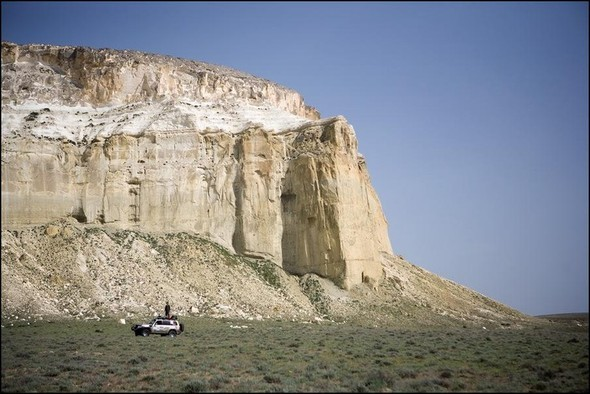 Западный Казахстан. Полуостров Мангышлак. Изображение № 19.