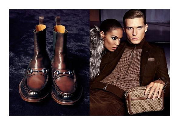 Изображение 44. Лукбуки: Gucci, Comme des Garcons, Burberry и другие.. Изображение № 44.