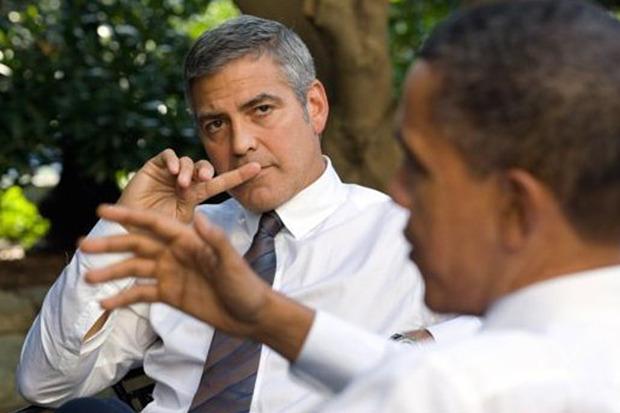 Выборы-выборы: Звездный фотоальбом Барака Обамы. Изображение № 1.