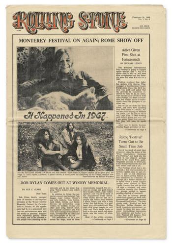 "Изображение 47. Выставка: Барон Уолмен ""The Rolling Stone Years"".. Изображение № 47."