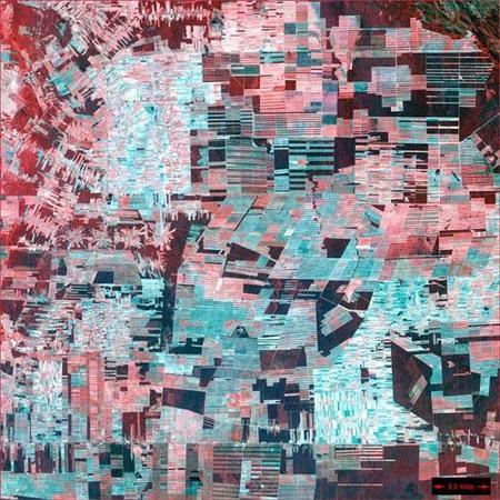 Фотографии Земли, снятые соспутников NASA. Изображение № 4.