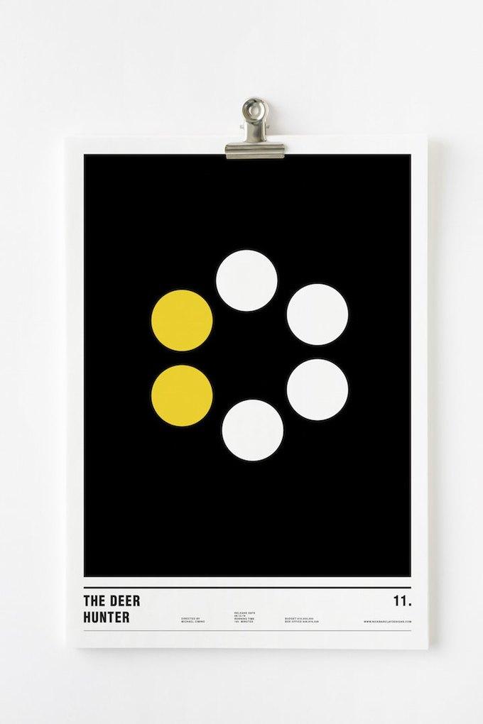 Концепт: постеры к фильмам только из кругов . Изображение № 3.