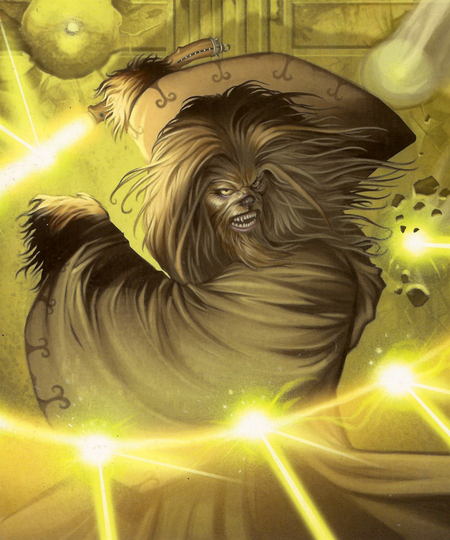 Вуки (Wookiee). Изображение № 5.