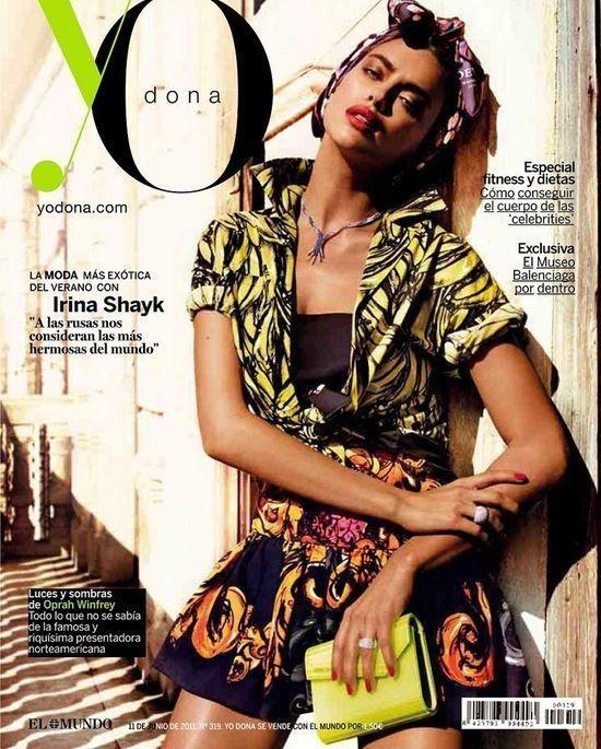 Изображение 3. Обложки: L'Officiel, Harper's Bazaar, Elle и другие.. Изображение № 3.