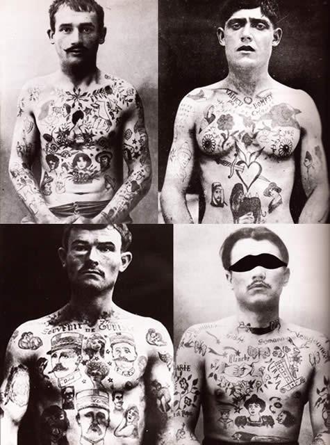 Татуировка XXвека. Изображение № 19.