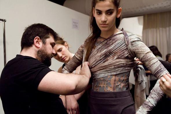 Бэкстейдж Лондонской недели моды. Изображение № 15.
