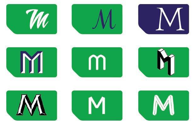 Редизайн: Новый логотип «МегаФона». Изображение № 13.