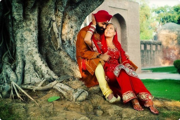 Надя иЧаранджит – Индийская сказка. Изображение № 72.