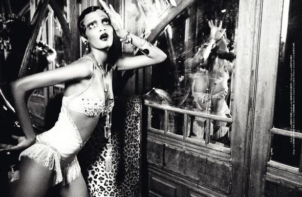 A revival for 20s fashion: Gatsbys girl или Roaring Twenties. Изображение № 10.