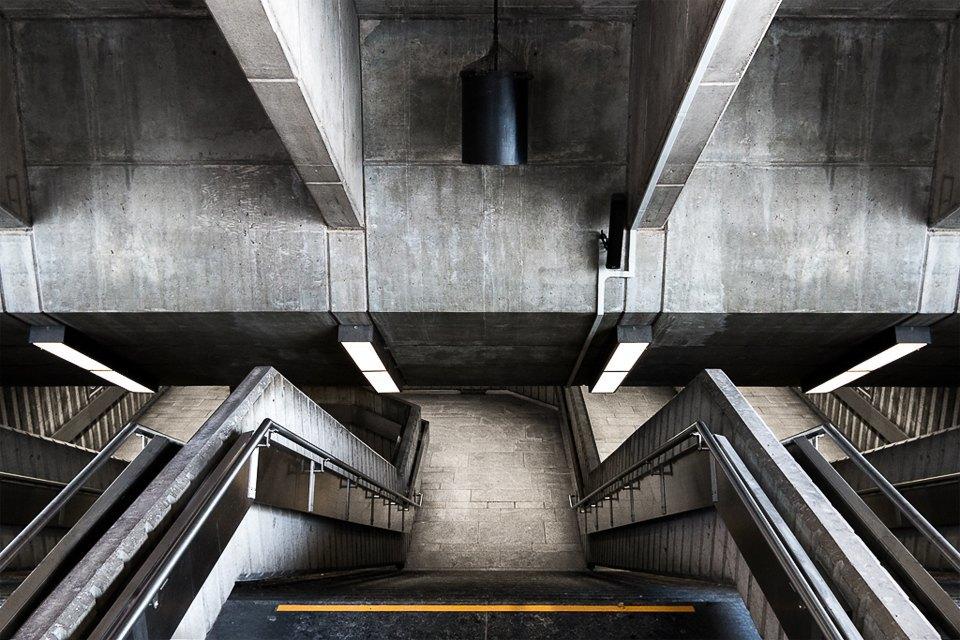 Фото: незаметная красота монреальского метро. Изображение № 14.