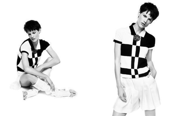 Изображение 3. Chanel Cruise 2012 Collection.. Изображение № 3.