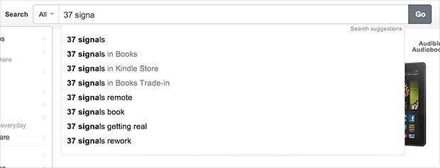 10 незаметных интерфейсных решений компании Amazon. Изображение № 7.