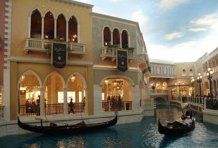 TheVenetian Macao-Resort-Hotel – Венеция вКитае. Изображение № 5.