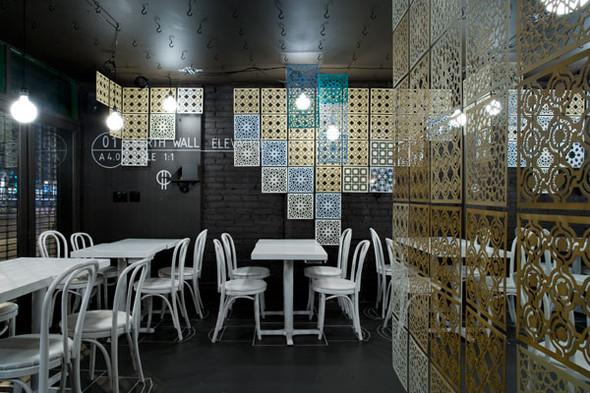 Место есть: Новые рестораны в главных городах мира. Изображение № 65.