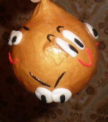 Ручные шарики наелку. Изображение № 3.