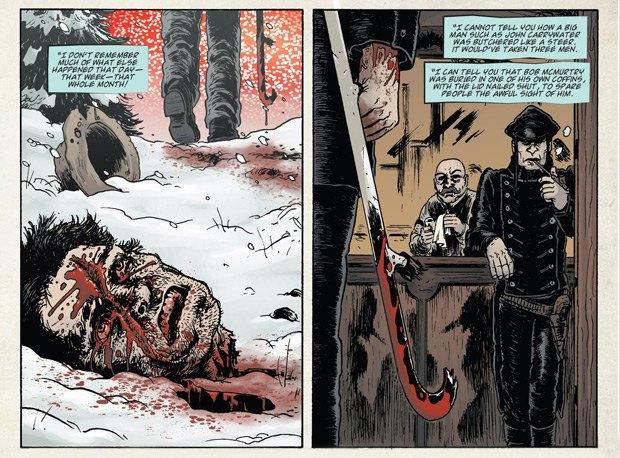 Что читать: 10 новых комиксов. Изображение № 14.