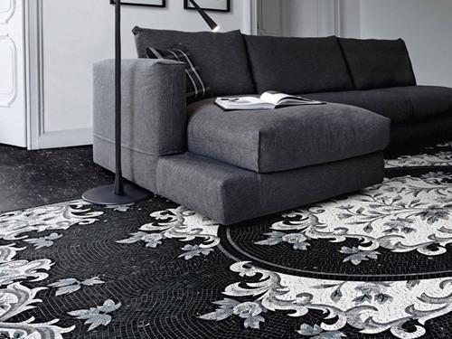 Мозаичные ковры от Sicis. Изображение № 5.