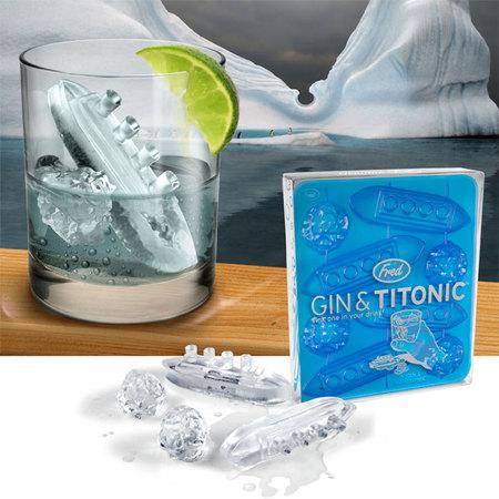 Ginand Titonic затонувший вкоктейле. Изображение № 1.